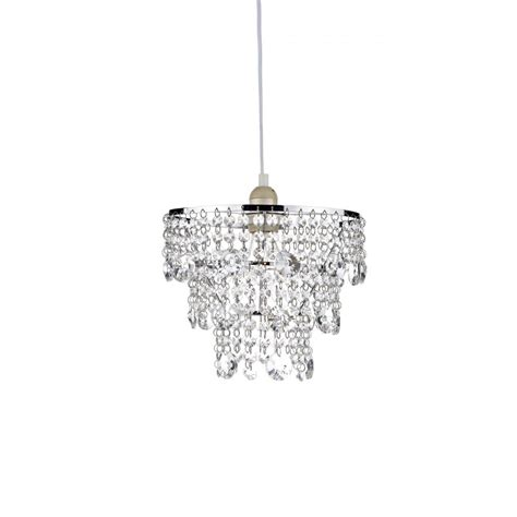 easy fit chandelier small easy to fit chandelier non electric