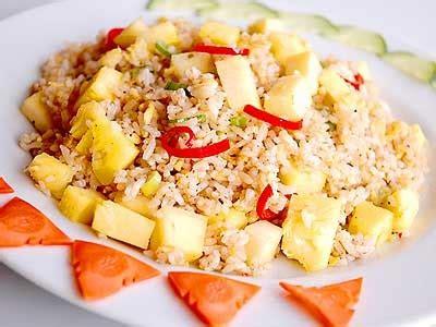 kreasi resep nasi goreng sehat  sahur tips dokter