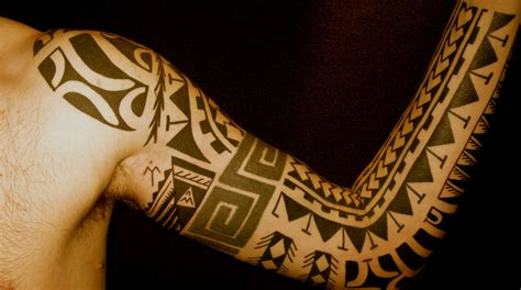 marquesan tribal tattoo higgins page 2