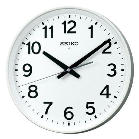 seiko office clock doublesided clock for clock rakuten global market seiko wall clocks watches