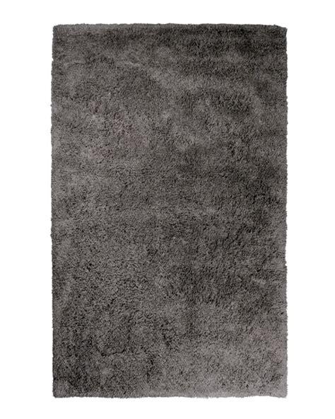 lanart rug charcoal kashmir shag 8 ft x 10 ft area rug
