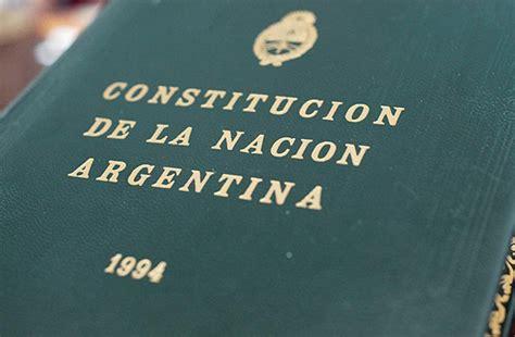 se reforma la jubilacion en argentina d 237 a de la constituci 243 n nacional argentina