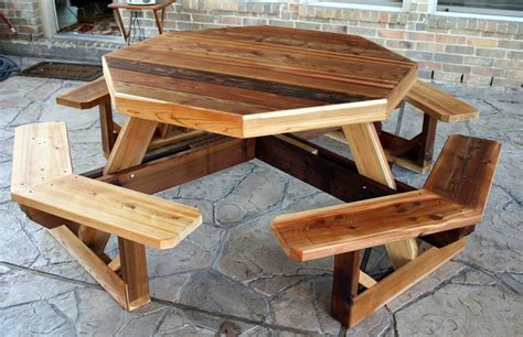 Octagon Patio Table Plans Octagonal Picnic Table Plans Octagonal Picnic Table Plans System Furniture Are Ideal Furniture