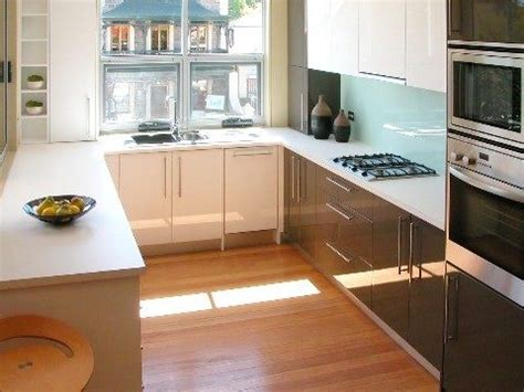 small modern kitchens ideas 15 lindas fotos de cocinas peque 241 as animales con camaras