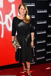 Lorraine Bracco Will Co Host The View by Lorraine Bracco Looks Youthful In Stylish Lbd At Revlon
