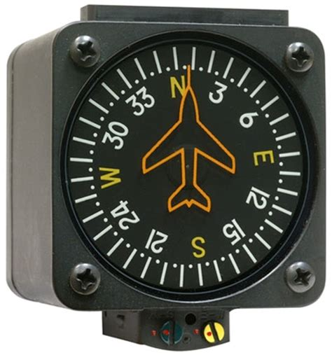 aircraft compass card template precision pai700sh vertical card compass auto gyro australia