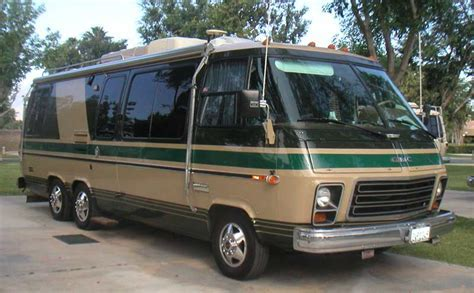 FMCA Article On GMC Motorhomes Shade Tree Pacific Cruisers Motorhome Club