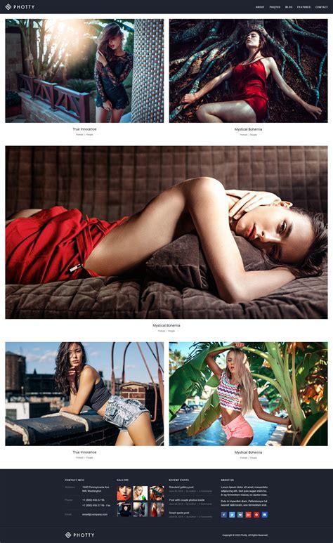 themeforest mafia photo psd photty photo by pixel mafia themeforest