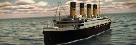 fotos reales del barco titanic as 237 ser 225 el titanic ii la r 233 plica del barco original