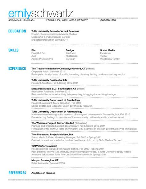 Outstanding Resumes by 27 More Outstanding Resume Designs Part Ii Dzineblog