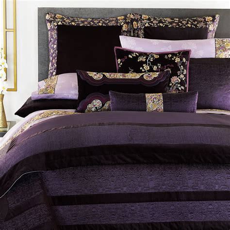 imperial bedding natori quot imperial quot queen duvet cover bloomingdale s