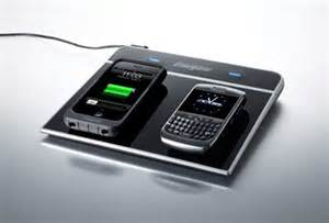 cell phone battery charger pad