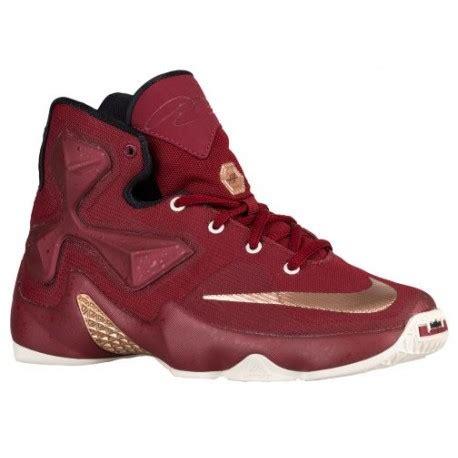 foot locker youth basketball shoes nike youth shoes nike lebron xiii boys grade