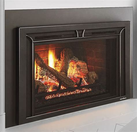 heat and glo fireplace insert heat glo escape gas firebrick insert portland