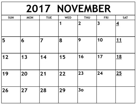 year calendar 2017 south africa november 2017 calendars south africa calendar and images