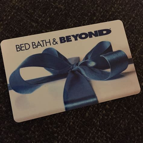 Bed Bath Beyond Gift Card - enter to win a 100 bed bath and beyond gift card