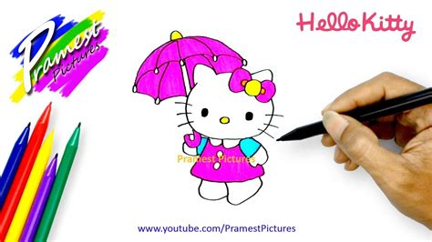 film kartun anak hello kitty hello kitty 2 cara menggambar dan mewarnai gambar kartun