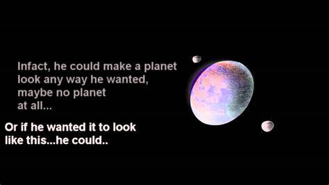 A Tuned Universe debunking islamic arguments 4 of 30 the universe is