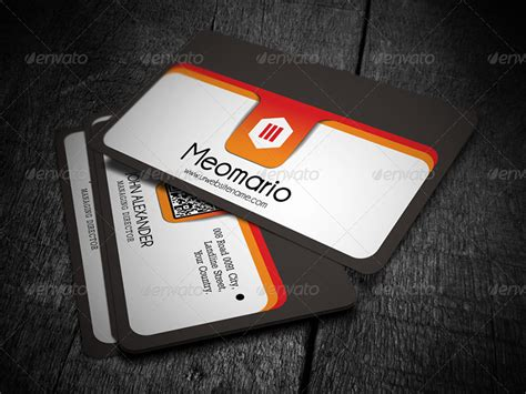advertising business cards templates 35 marketing business card templates free designs