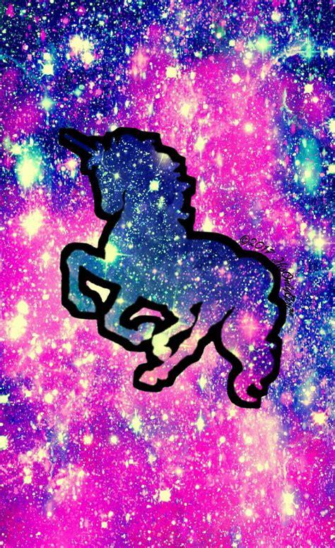 sweet unicorn galaxy wallpaper  created   app