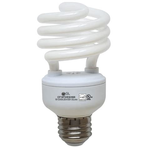 goodlite g 10847 18 watt cfl 75 watt replacement 1200