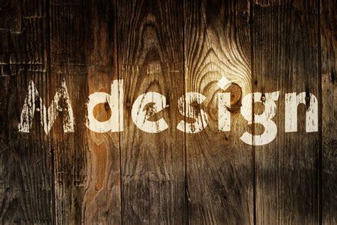 photoshop tutorial logo in wood wood text tutorial by mediamatika on deviantart