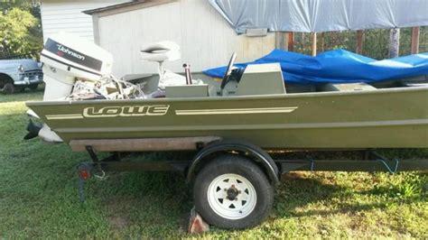 lowe flat bottom jon boat lowe flat bottom boats for sale