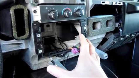 install  aftermarket radio   alpine powerpack