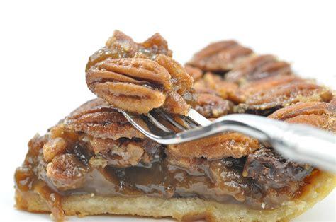 corn syrup free pecan pie pastry chef author eddy van