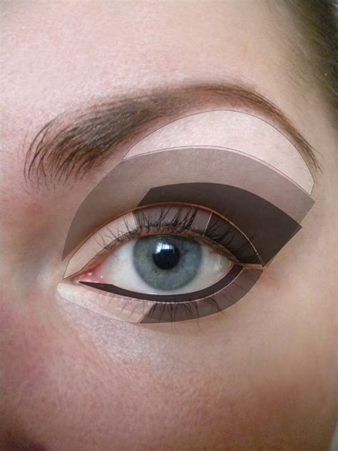 Eyeshadow Application neutral eyeshadow guide forever asleep