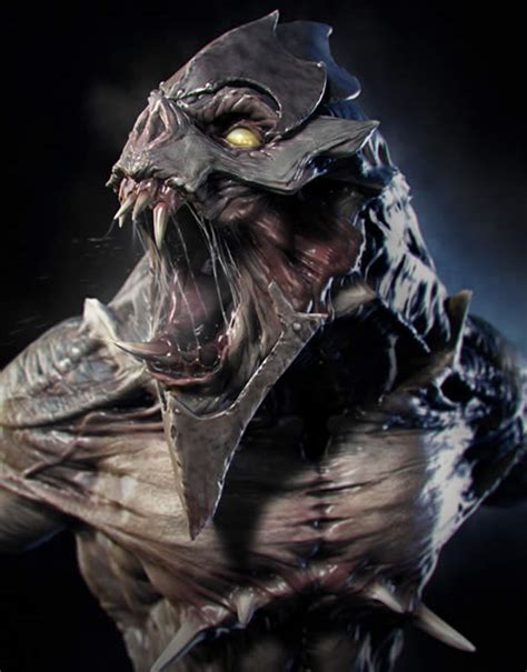 biography of movie creature 3d pixologic zbrush gallery image 547923 on favim com