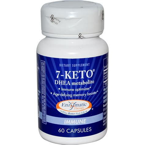 supplement 7 keto enzymatic therapy 7 keto dhea metabolite 60 capsules