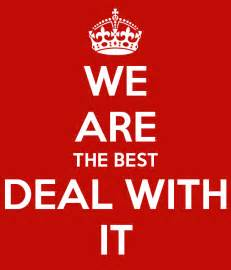 we are the best deal with it poster loulwa khodr keep