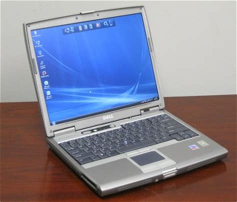 Baru Laptop Dell D610 small 10566 jpg