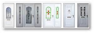 How Much Is A Upvc Front Door Front Doors Glazed Front Doors