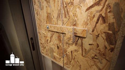 scrap wood city     cheap hanging workshop