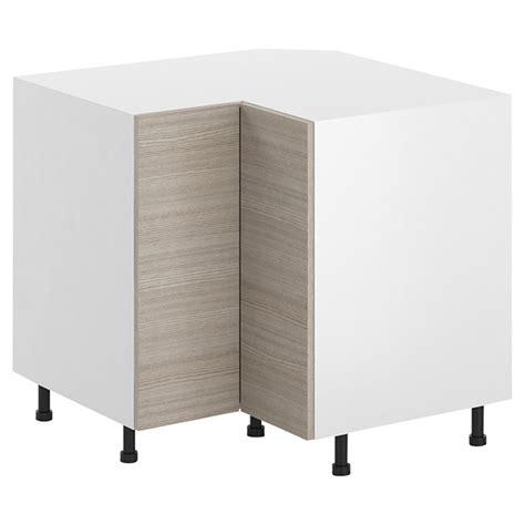 armoire de cuisine en coin 171 pin argent 233 187 plancher 36