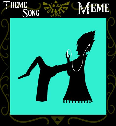 Theme Meme - fall of hyrule theme song meme gwyndolin by jozzarrin