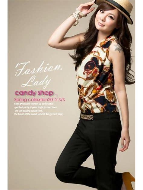 Baju Import Baju Murah Baju Fashion A30838 Jumpsuit baju jumpsuit korea murah gudang fashion wanita