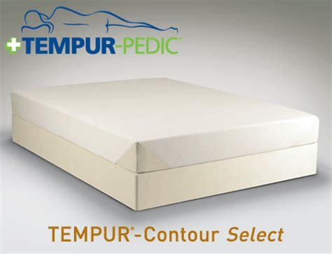 Select Mattress Company by Tempur Pedic Tempur Contour Select Mattress