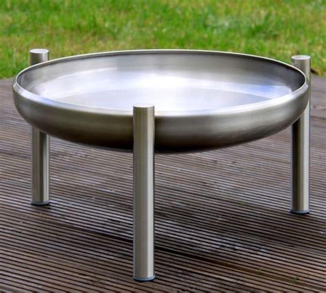 feuerschale edelstahl feuerschale edelstahl rostfrei 80 cm ricon grill shop