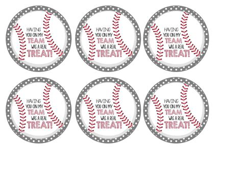 baseball template printable free baseball printables template update234