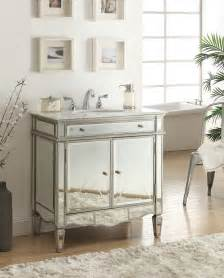 mirrored bathroom vanity with sink ashmont 32 inch vanity q744 911