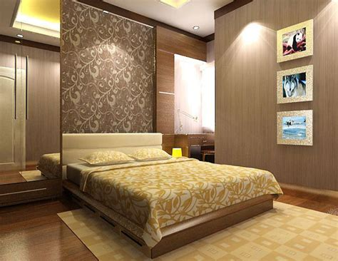 wallpaper dinding kamar hotel gambar desain kamar tidur minimalis modern dan unik