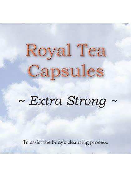 Royal Tea Detox Reviews by Royal Tea Capsules