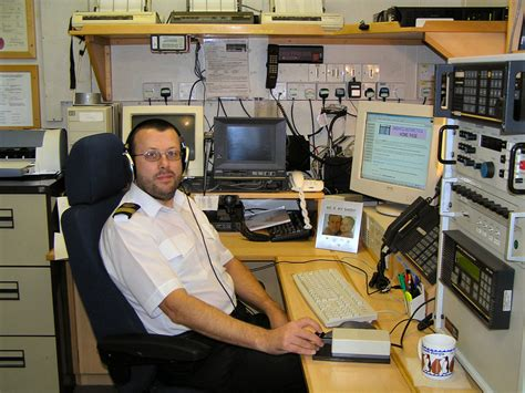 the radio room about project современные технологии морской связи