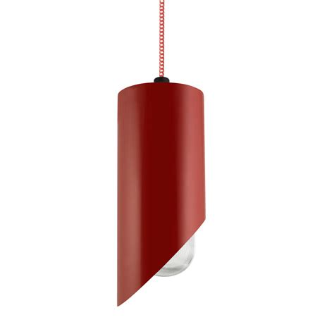 Pendant Lighting Cord The Milan Cylinder Cord Hung Led Pendant Barn Light Electric