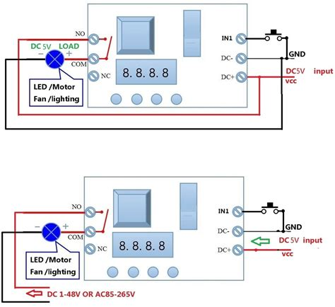 time delay switch wiring diagram time clock switch wiring