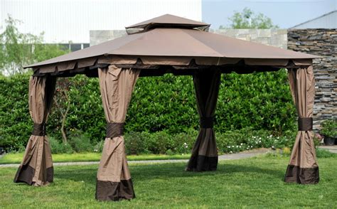 gazebo canopy backyard canopy gazebo versatile and highly portable