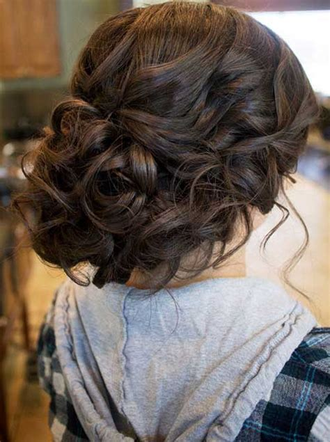 21 side dutch braid prom long wavy hairstyle